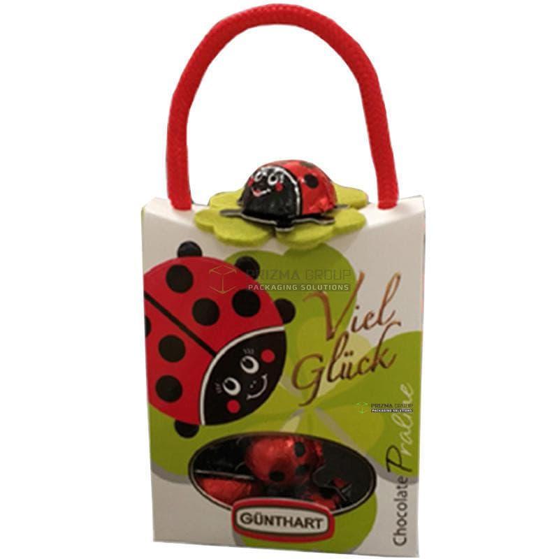 Упаковка для конфет Gunthart Viel Gluck