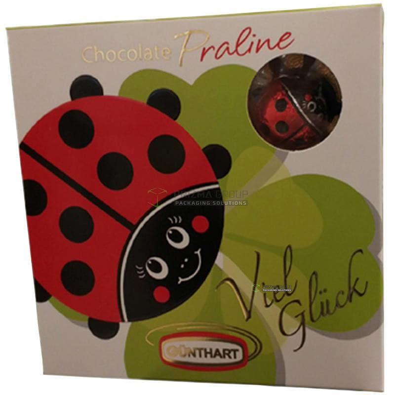 Упаковка для конфет Gunthart Praline