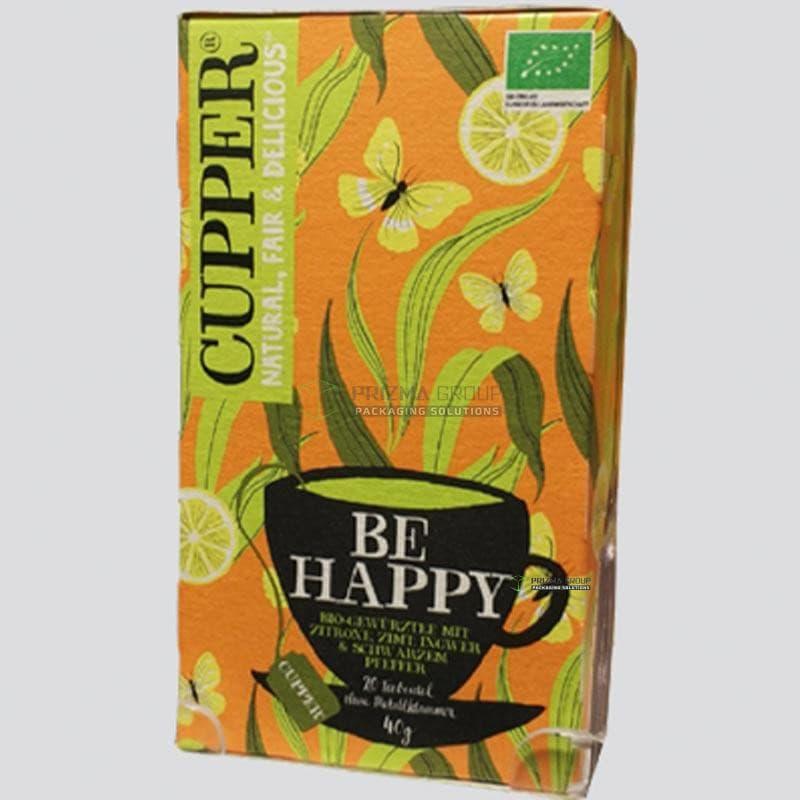 Упаковка для чая CUPPER