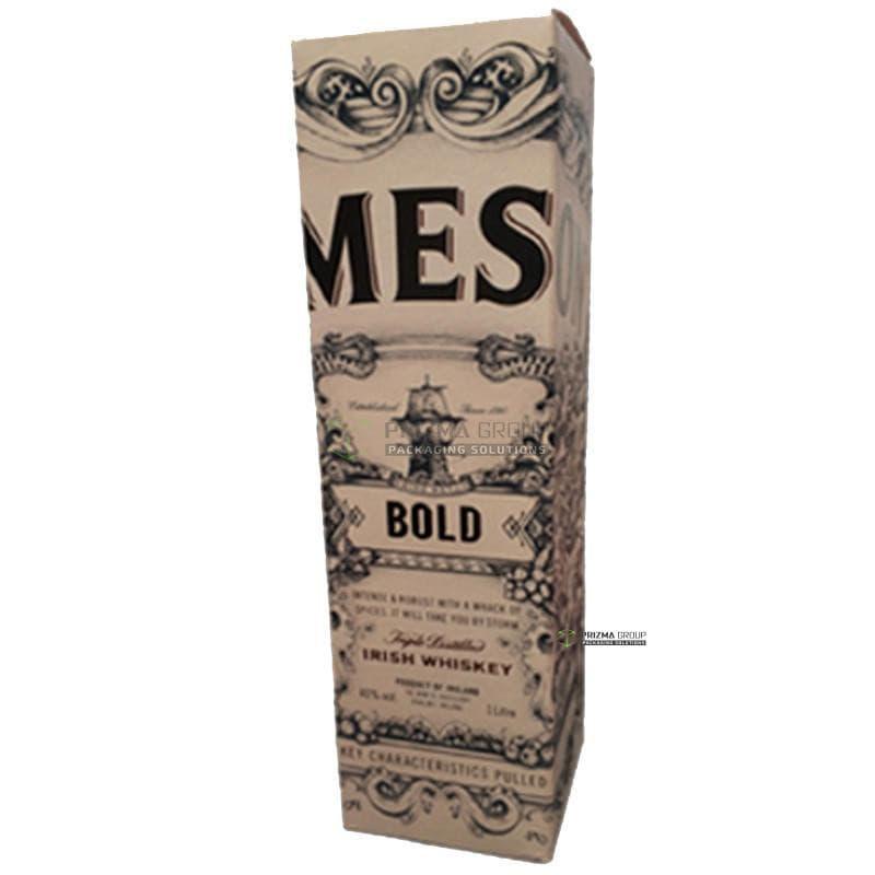 Упаковка для виски Jameson