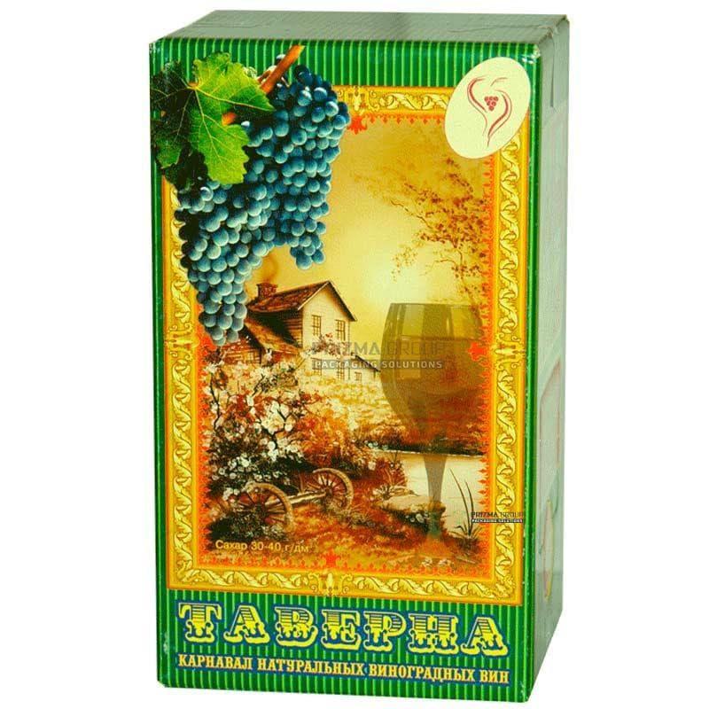 Упаковка для вина Таверна