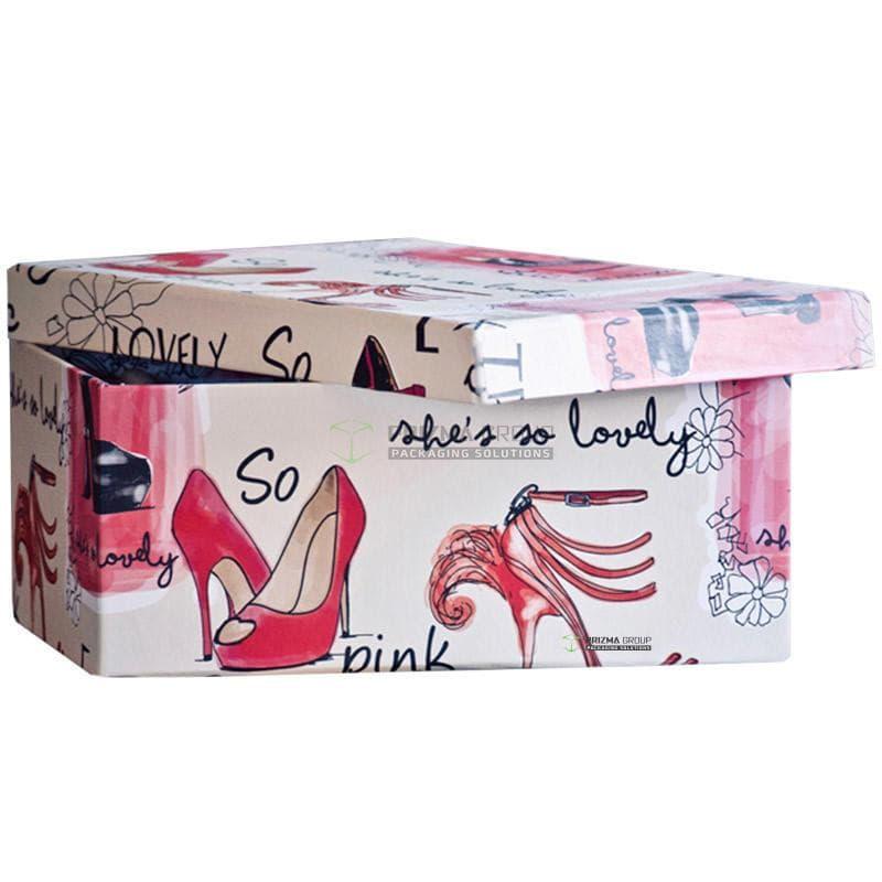 Упаковка для обуви She's So