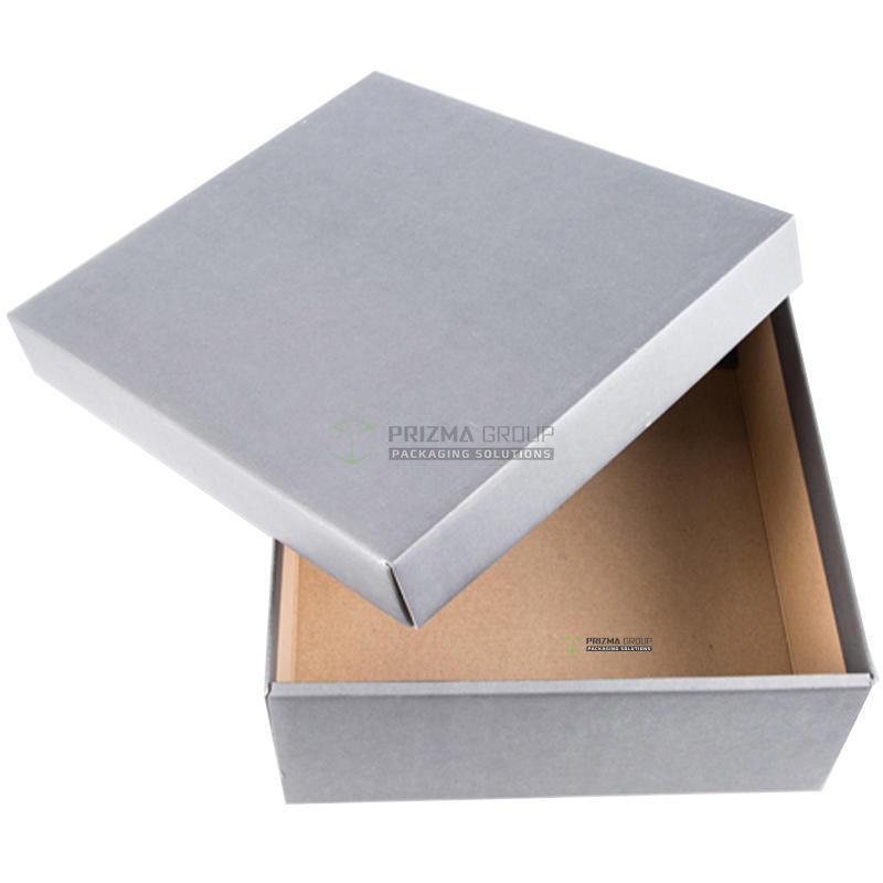 Коробка для обуви с печатью и ламинацией