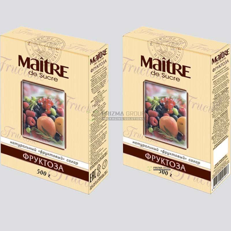 Упаковка для фруктозы Maitre