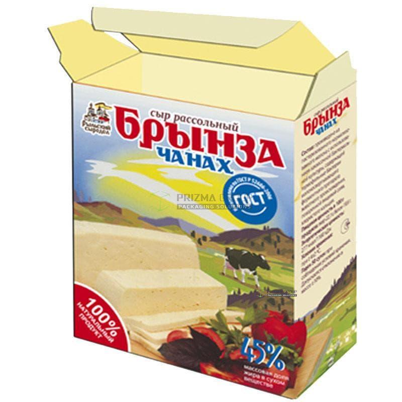 Упаковка для брынзы Чанах