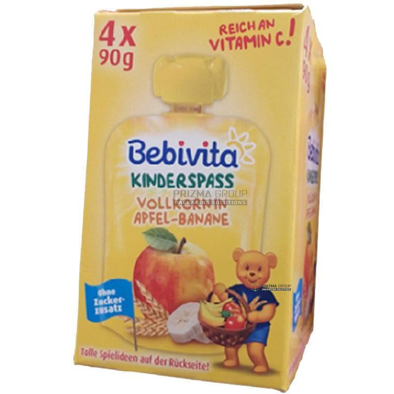 Упаковка для сока Bebivita