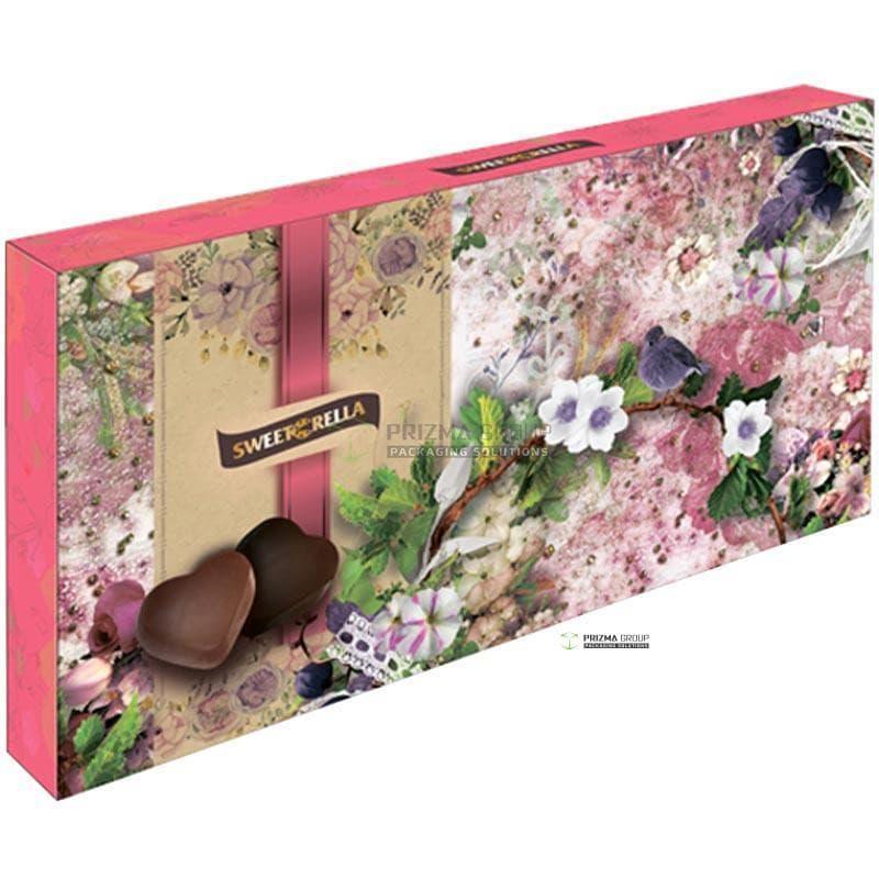 Упаковка для шоколадных конфет Sweet Rella