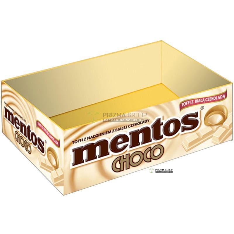 Упаковка для Mentos Choco