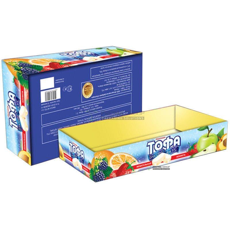 Упаковка для жевательных конфет Тофа
