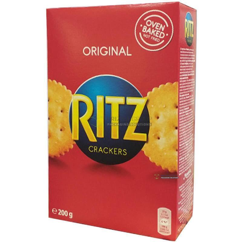 Упаковка для крекеров Ritz