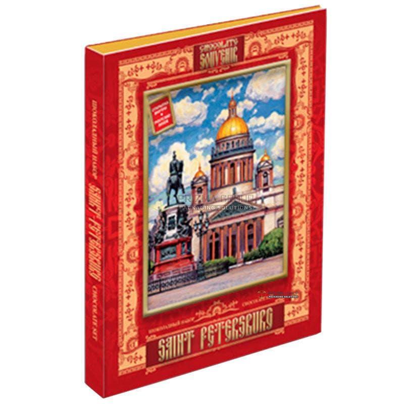 Упаковка книга для кондитерских изделий